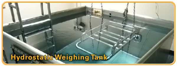 Hydrotherapy Tank
