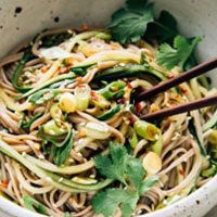 Kelp and Soba Noodle Salad