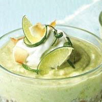 lime parfaits